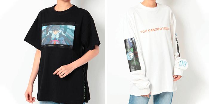 Neon Genesis Evangelion x Jouetie