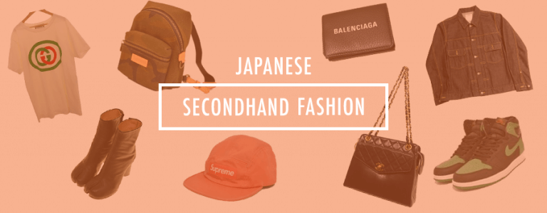 The best Japanese Used and Secondhand Clothing Stores & Websites