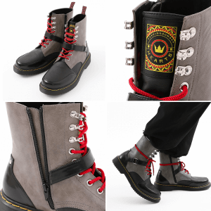 Kingdom Hearts III x SuperGroupies Boots Collection