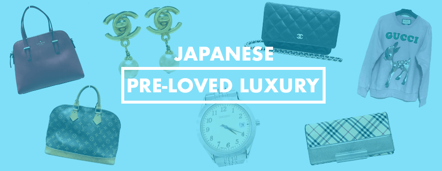 Pre-Loved Fashion: Why Buy Your Favorite Designer Brands from Japan?