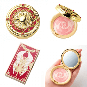 Cardcaptor Sakura Summoning Circle Powder Blush Clow Card ver.