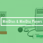 Buying MiniDisc Players & MiniDiscs from Japan