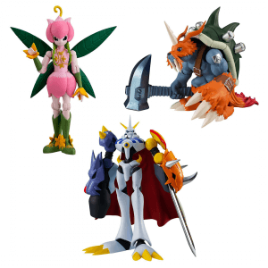 Digimon Shodo Shokugan Series