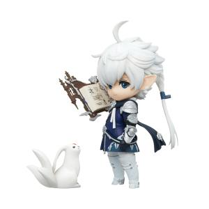 Final Fantasy XIV Alphinaud Leveilleur & Carbuncle – Minion Ver. figure