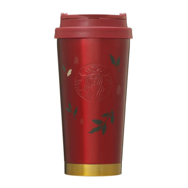 Holiday 2020 Stainless ToGo Logo Tumbler Red