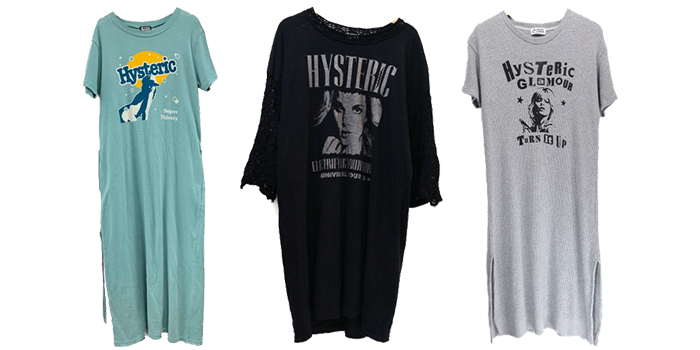 Hysteric Glamour Dresses
