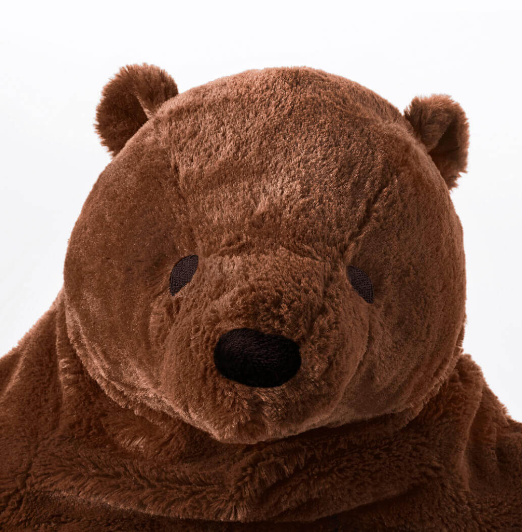 Djungelskog Bear Ikea Soft Toy