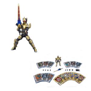 Kamen Rider Blade King Form Set