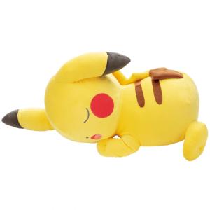 Pikachu SuyaSuya Sleepy Friend XL Pokemon Plushie