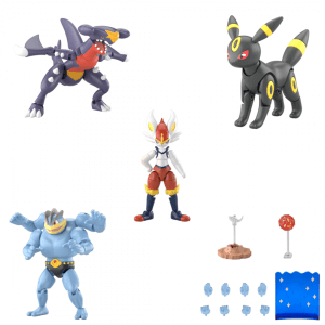 Pokemon Shokugan Shodo Series 4