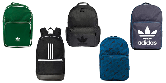 Adidas Japan backpacks