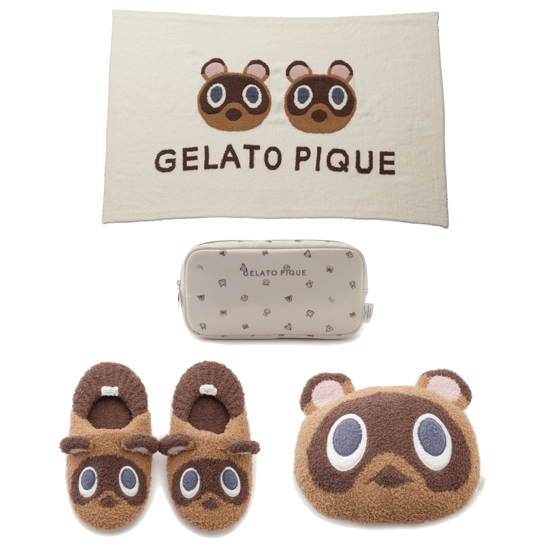 gelato pique x Animal Crossing: New Horizons