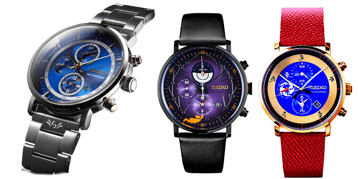 Fate Series Collections Collaboration Watches