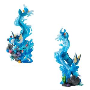 Pokemon G.E.M.EX Series Figure: Water-type Pokemon