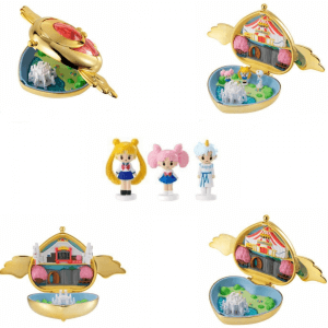 Sailor Moon Compact House – Crisis Moon Compact