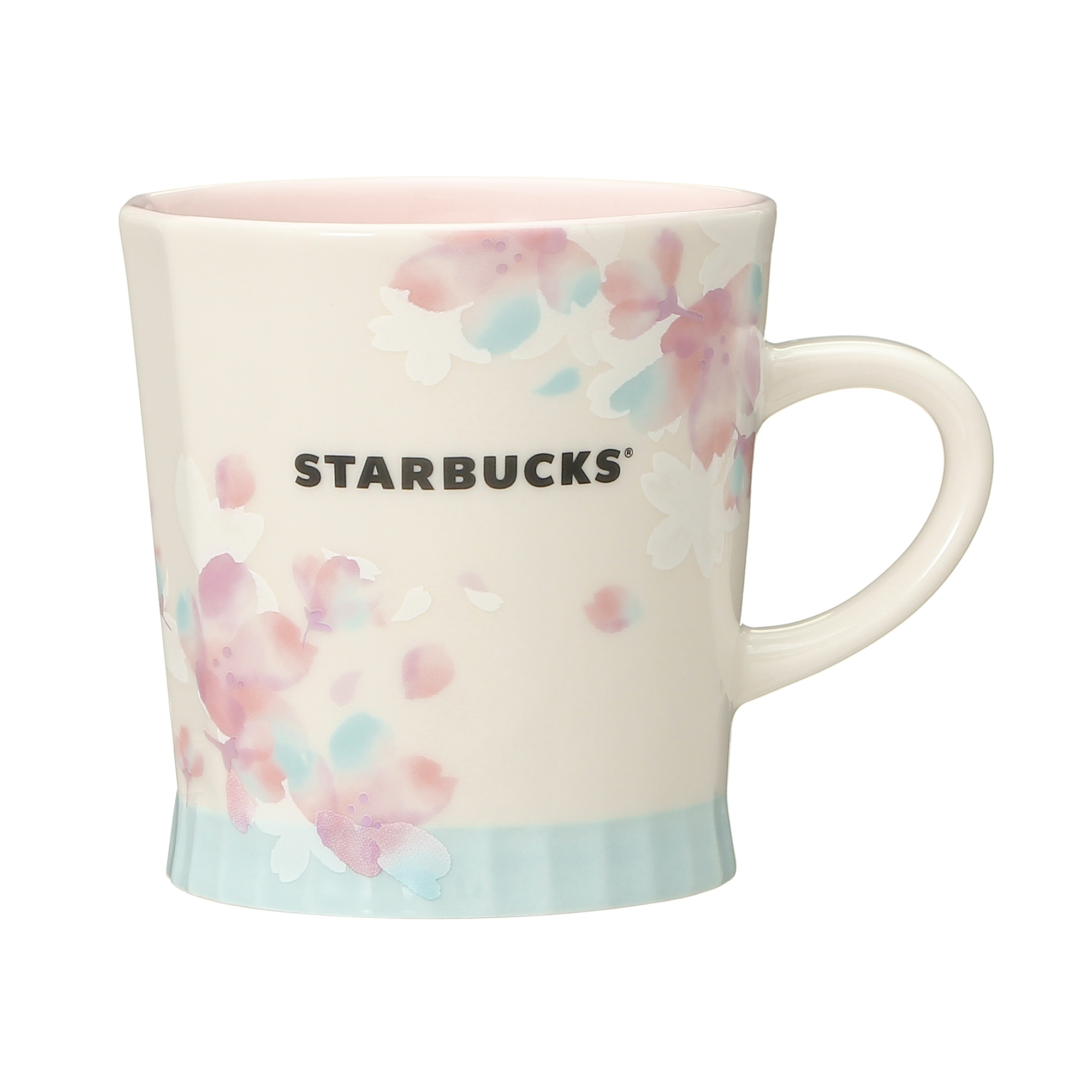 Starbucks Japan Sakura 2021 White Breath Mug