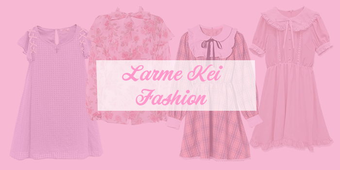 The Guide to Larme Kei Fashion