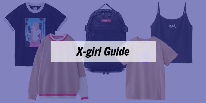 Back to the 90s: X-Girl Brand Guide