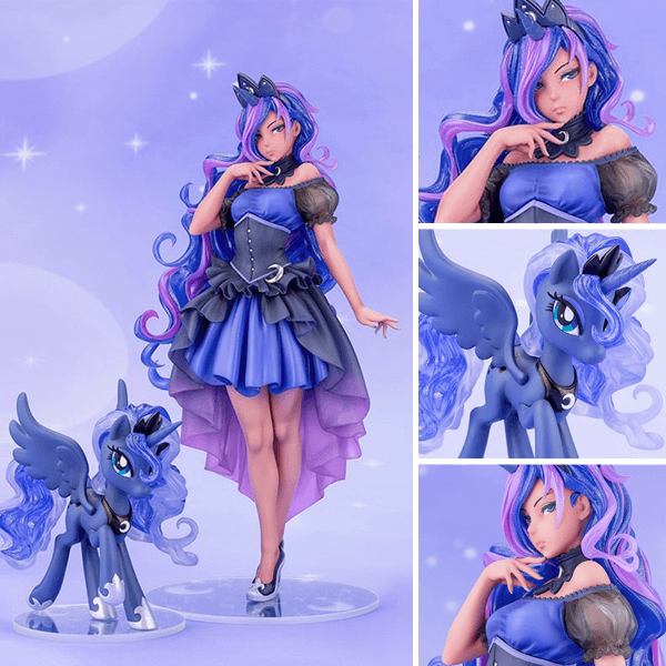 Princess Luna Bishoujo Figure