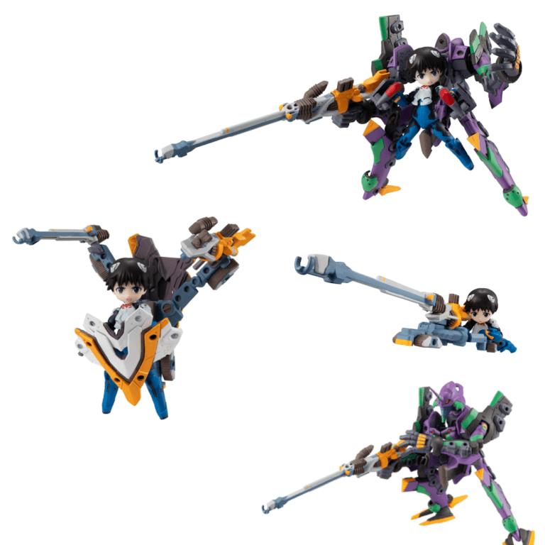 Shinji Ikari Desktop Army