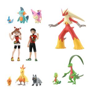 Pokemon Scale World Hoenn Set