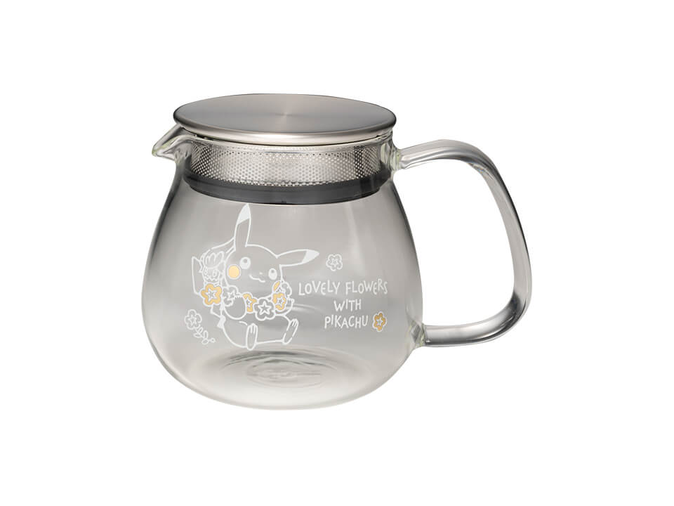 Pokemon Center Japan – Lovely Flowers with Pikachu Kitchenware Collection