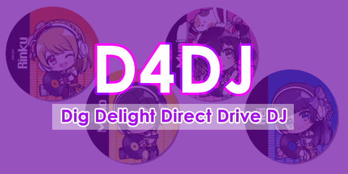 All about D4DJ – The latest musical phenomenon taking over Japan!