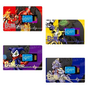 Dim Card GP vol.01 Digimon Tamers
