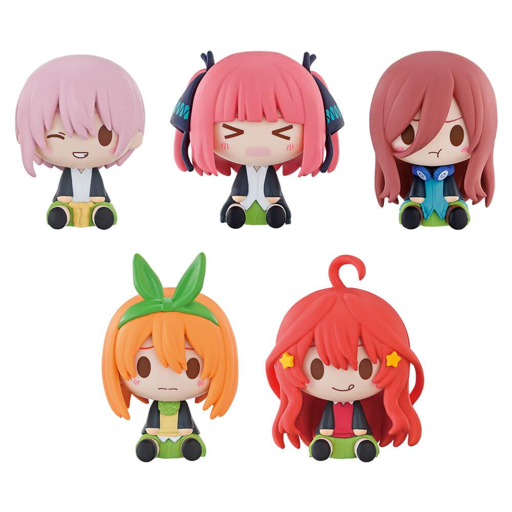 Prize H: Chocokko figure (five types) Size approx 4.5cm