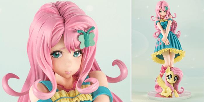 My Little Pony Kotobukiya Bishoujo Figures - Fluttershy