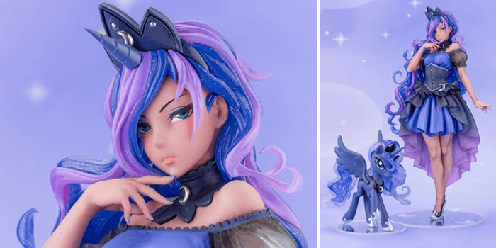 My Little Pony Kotobukiya Bishoujo Figures - Princess Luna