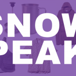 Four Camping Necessities from Snow Peak