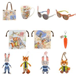 Tokyo Disney Land Resort & Tokyo Disney Sea Zootopia Items