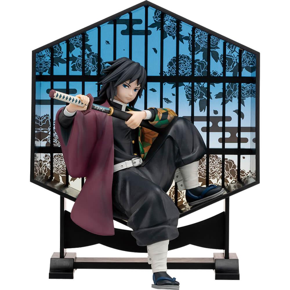 Prize C: Giyu Tomioka Layer Scape