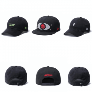 New Era x Kamen Rider Caps