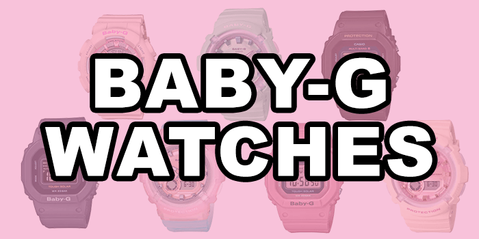 A Guide to Buying Casio Baby-G Watches From Japan