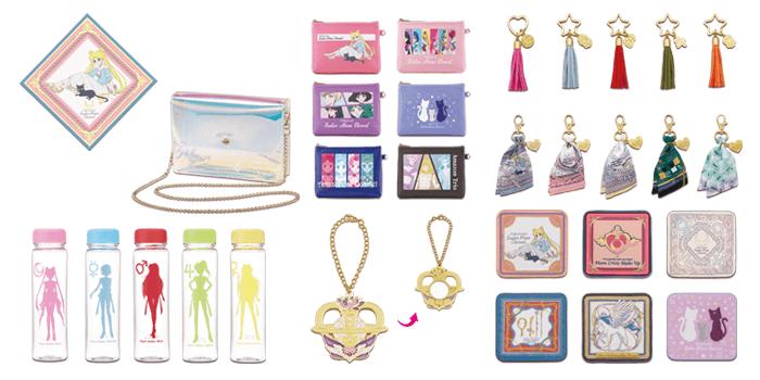 Sailor Moon: Eternal Happy Girls Collection Ichiban Kuji