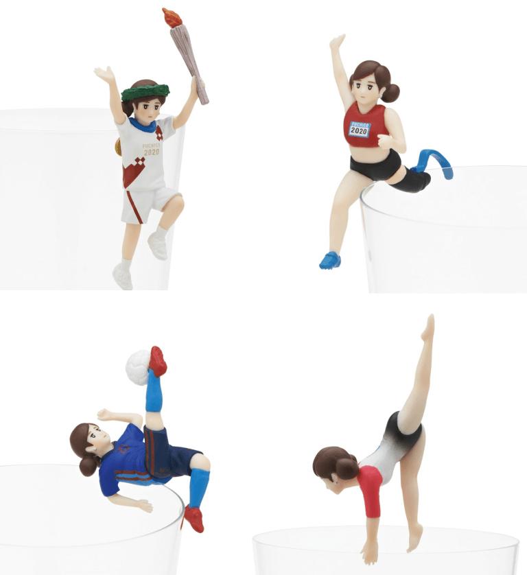 Fuchiko on the Cup: Tokyo 2020 Olympics