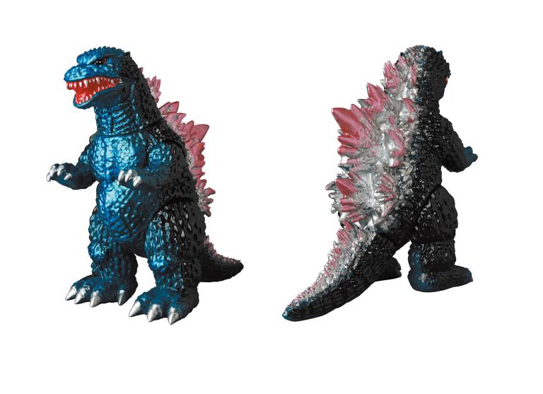 Godzilla Sofubi Model – Millennium Godzilla Edition