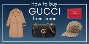 How to buy Second-hand Gucci from Japan