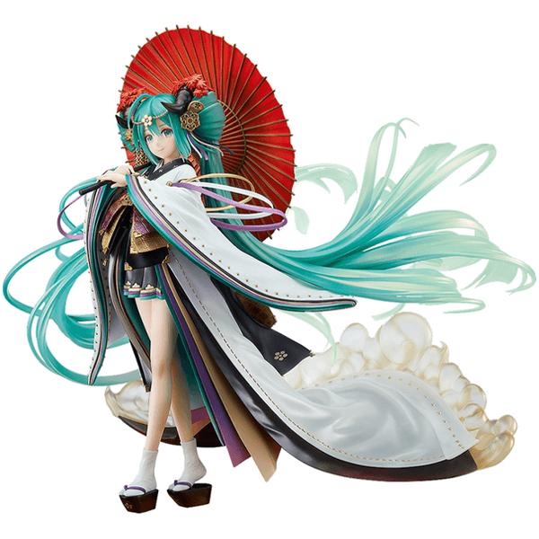 Hatsune Miku Land of the Eternal Figure