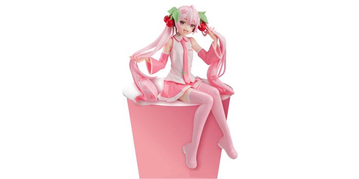Sakura Miku Noodle Stopper