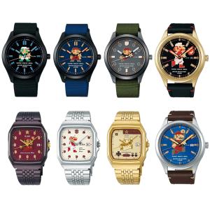 Super Mario x Seiko Watches