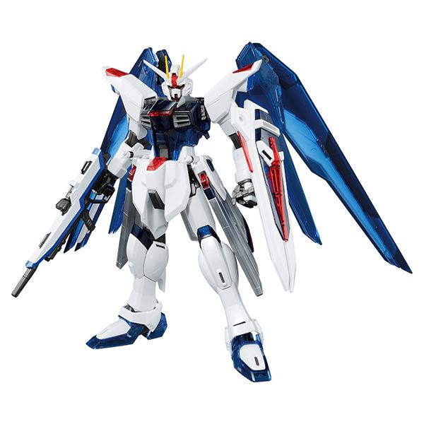 Master Grade 1/100 Freedom Gundam Solid Clear