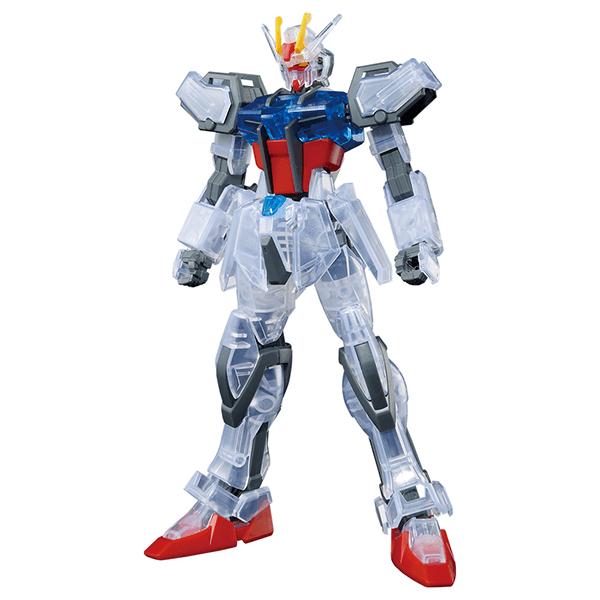 Entry Grade 1/144 Strike Gundam Solid Clear
