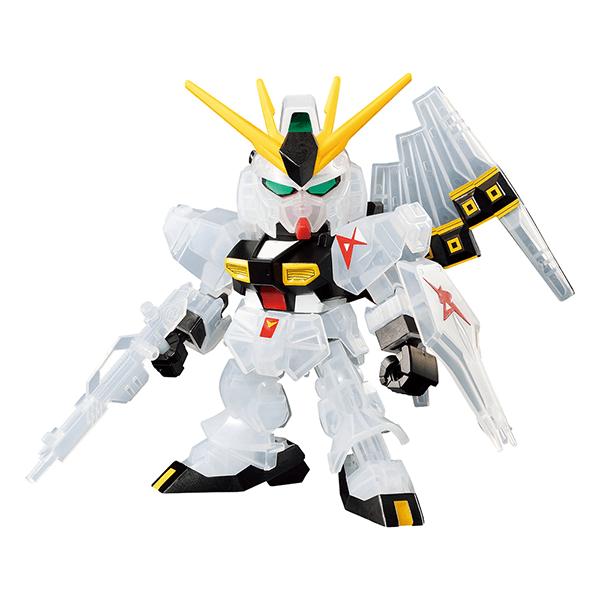 SD Gundam EX Standard Victory Gundam Solid Clear