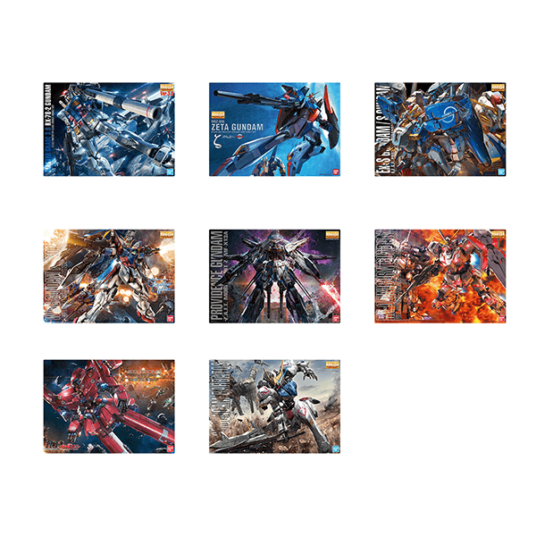 Gundam Visual Boards